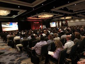 AUVSI主催の「Automated Vehicle Symposium 2016」には1200人近い参加者が集まった