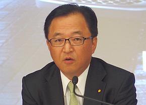 トヨタ自動車の大竹哲也氏