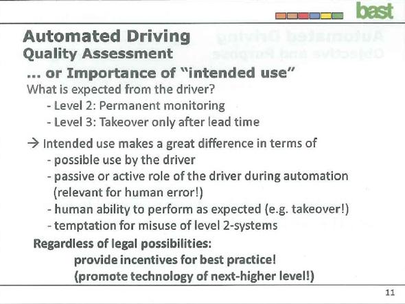 自動運転中、ドライバーが常に想定通りに行動するとは限らない