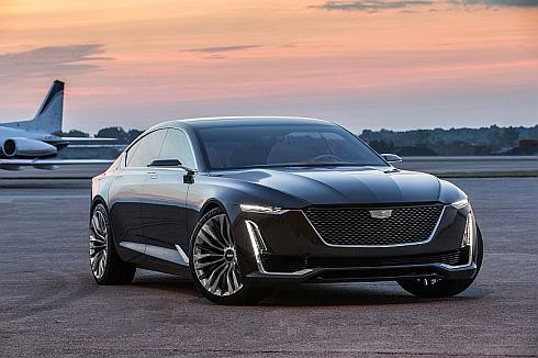 GMの最高級セダンのコンセプトカー「エスカーラ」