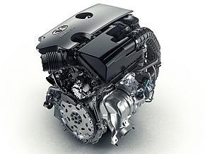 日産自動車が開発した可変圧縮比エンジン「VC-T」