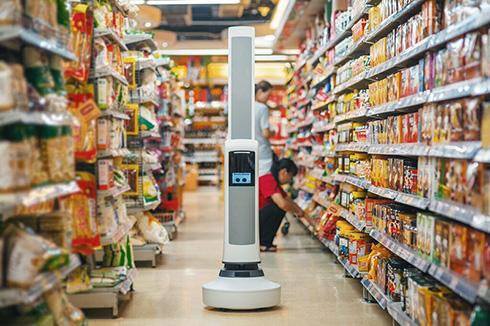 Simbe Robotics(Tally)