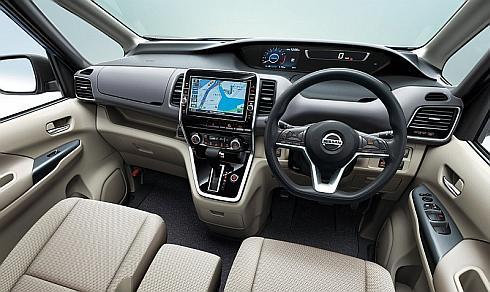 車両デザイン:新型「セレナ」は室内長が180mm広がる、上側だけ開く「デュアルバックドア」も - MONOist ...