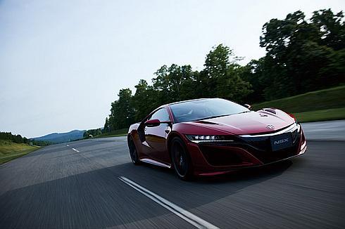 ホンダの新型「NSX」