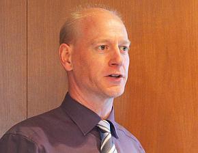 シーメンスPLMソフトウェアのヨリス・デ・クーパー氏