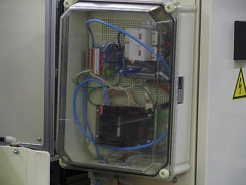 「TOYOPUC-Plus」を内蔵する「JTEKT LINK BOX」