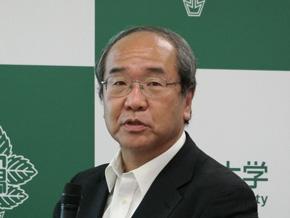 茨城大学の梅比良正弘氏