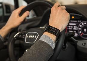 ドライバーの生体情報や車両の状態、天候などさまざまな情報から疲労やストレスの度合いを診断する