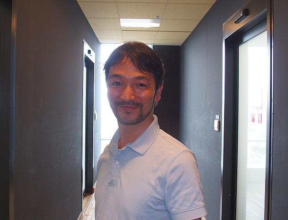 GROOVE Xの林要氏