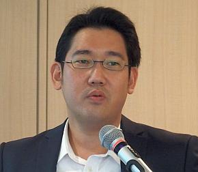 ジェムアルトの鈴木信太郎氏