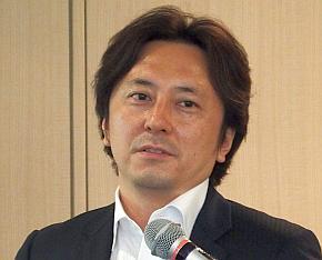 ジェムアルトの前田利幸氏