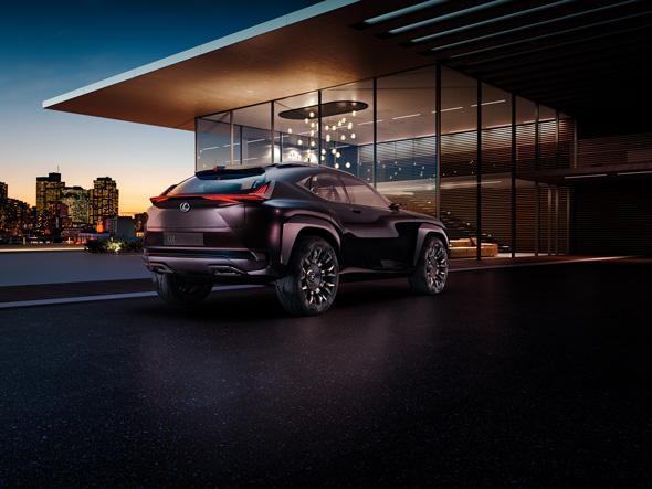 「パリモーターショー」で披露するコンセプトカー「UX Concept」で次世代のデザインの方向性を示す