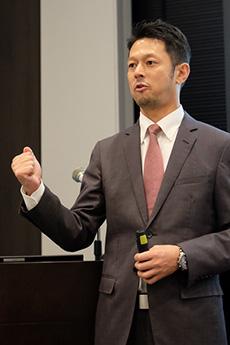 ボーダフォン・グローバル・エンタープライズ・ジャパン IoT ジャパンカントリーマネージャー 阿久津茂郎氏