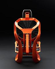 「Kinetic Seat Concept」の外観