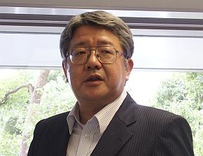 NECの望月康則氏