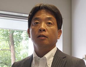 NECの戸田晴康氏