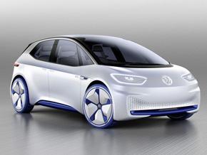 完全自動運転と電気自動車の開発方針を示すコンセプトモデル「I.D.」