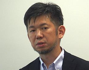 ユニアデックスの山平哲也氏
