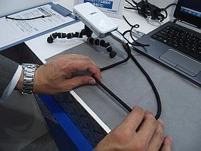 「ロボ電」のHDMIケーブルの基準状態