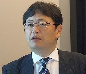 日本HPEの大月剛氏
