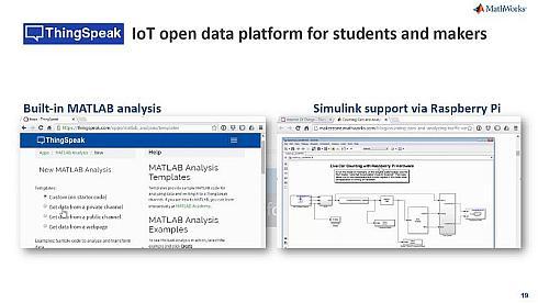 学生などが無償で利用できるIoTのオープンデータプラットフォーム