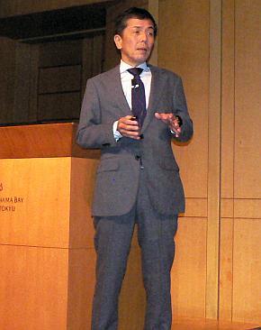 図研プリサイトの上野泰生氏
