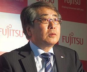 富士通研究所の佐々木繁氏