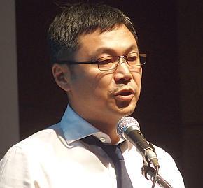 イーソル 執行役員 ソフトウェア技術統括責任者 兼 技術本部長の権藤正樹氏
