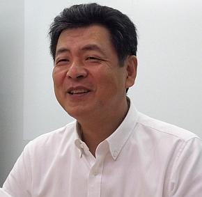 リネオソリューションズ代表取締役社長の小林明氏