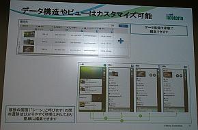 「Platio」によるIoTアプリの開発イメージ