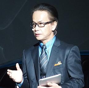 トヨタ自動車の友山茂樹氏