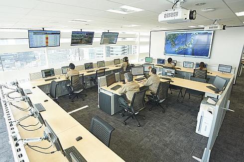 365日24時間対応の「リモートサポートセンター」