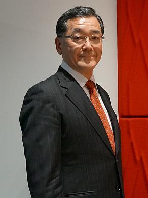 ヤンマーの矢島孝應氏