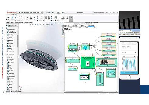 「Widget Gadget」の画面イメージ