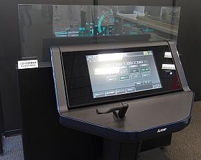 「次世代列車運転台」の運転モード
