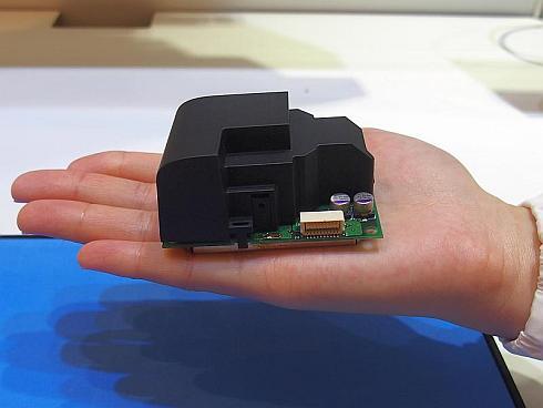 新開発の小型空気質センサー