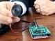 圧電ブザーで鳥の声もきれいに再生できるソフト