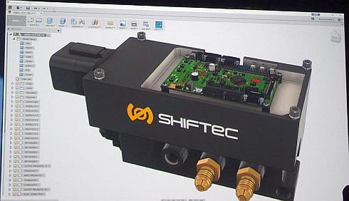 プリント基板など電子部品のデータを設計に組み込める