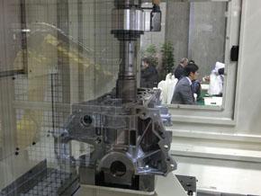日産自動車がシリンダーブロックの加工技術のライセンスをエンシュウに供与した