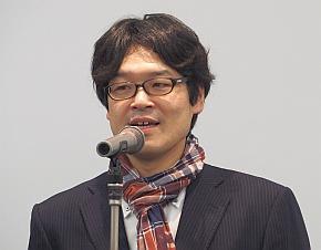 慶應義塾大学の田中浩也氏
