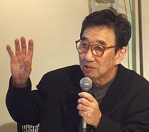 カテゴリー1 審査委員長の小檜山賢二氏