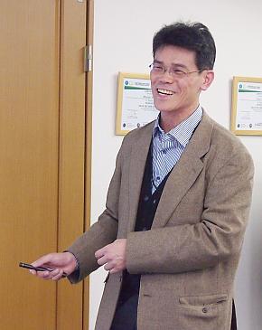 JPCERT/CCの河野一之氏