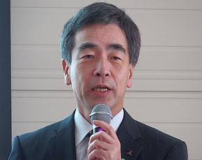 三菱電機 情報技術総合研究所 所長の中川路哲男氏
