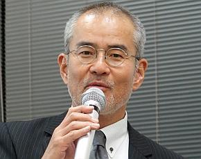 三菱電機 デザイン研究所 所長の杉浦博明氏
