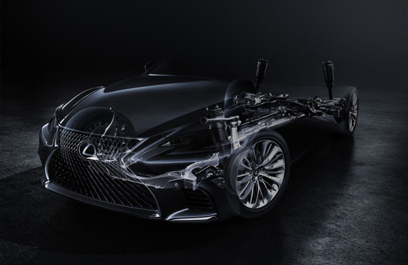 デトロイトモーターショー2017で「LS」の新モデルを世界初公開する