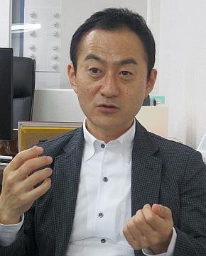 ソフトサーボシステムズ社長の梁富好氏