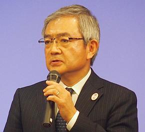 NECの清水隆明氏