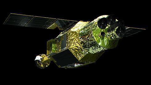 X線天文衛星「ひとみ」