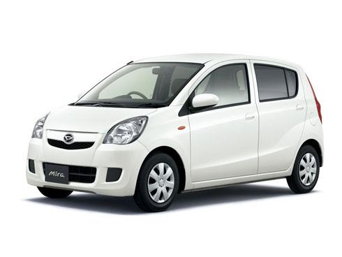 2006年にフルモデルチェンジして現行モデルとなった「ミラ」。Xスペシャルの場合、車両本体価格は88万4572円