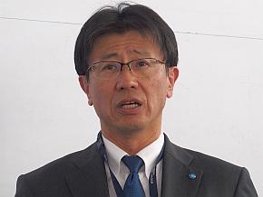 コニカミノルタの山田範秀氏